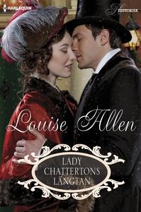 Lady Chattertons längtan (e-bok) av Louise Alle