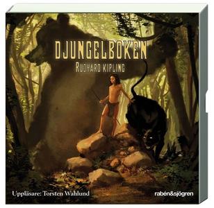 Djungelboken (ljudbok) av Rudyard Kipling