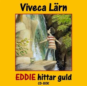 Eddie hittar guld (ljudbok) av Viveca Lärn