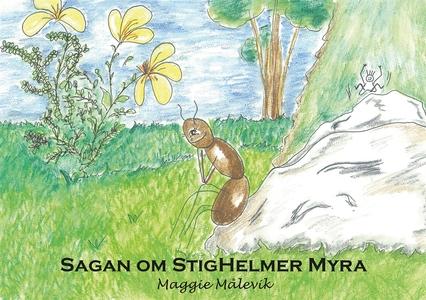 Sagan om StigHelmer Myra (e-bok) av Maggie Måle