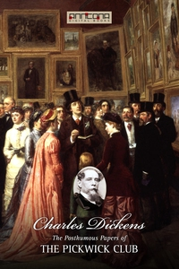 The Pickwick Club (e-bok) av Charles Dickens