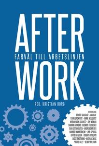 After work : Farväl till arbetslinjen (e-bok) a