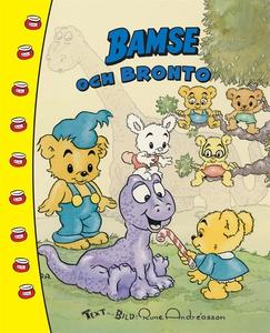 Bamse och Bronto  (e-bok) av Rune Andréasson