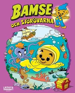 Bamse och Sjörövarna (e-bok) av Rune Andréasson