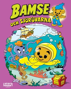 Bamse och Sjörövarna  (e-bok) av Rune Andréasso