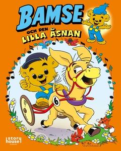 Bamse och den lilla åsnan (e-bok) av Rune André