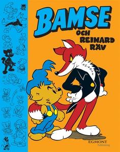 Bamse och Reinard Räv (e-bok) av Mårten Melin,