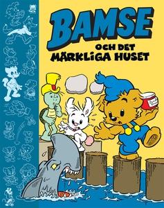 Bamse och det Märkliga Huset (e-bok) av Mårten