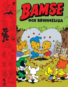Bamse och Brummelisa  (e-bok) av Joakim Gunnars