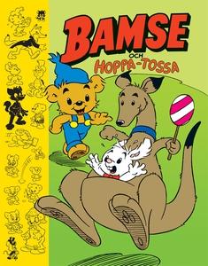 Bamse och Hoppa-Tossa (e-bok) av Karin Didring