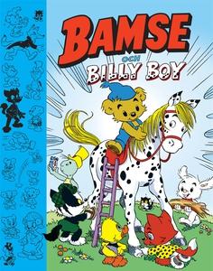 Bamse och Billy Boy (e-bok) av Charlotta Boreli