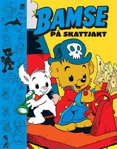 Bamse på Skattjakt (e-bok) av Joakim Gunnarsson