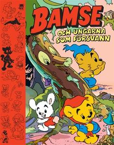 Bamse och ungarna som försvann (e-bok) av Charl