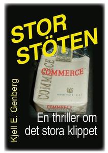 Storstöten (e-bok) av Kjell E. Genberg