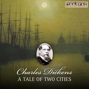 A Tale of Two Cities (ljudbok) av Charles Dicke