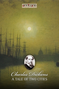 A Tale of Two Cities (e-bok) av Charles Dickens