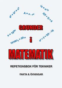 Grunder i Matematik (e-bok) av Lennart Hallerbo