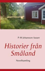 Historier från Småland (e-bok) av P-M Johansson