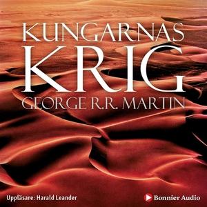 Kungarnas krig (ljudbok) av George R. R. Martin