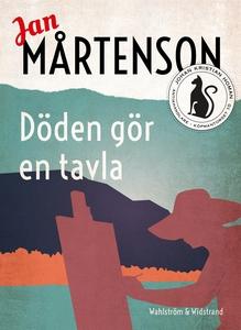 Döden gör en tavla (e-bok) av Jan Mårtenson