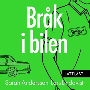Bråk i bilen / Lättläst (ljudbok) av Lars Lindq