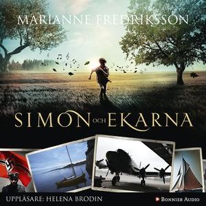 Simon och ekarna (ljudbok) av Marianne Fredriks
