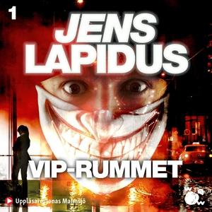 VIP-rummet (ljudbok) av Jens Lapidus
