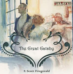 The Great Gatsby (ljudbok) av F. Scott Fitzgera