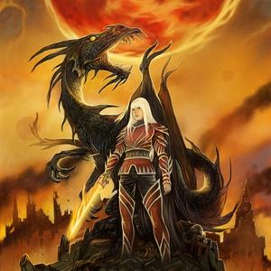 Legenden om Morwhayle -Demonprinsessan (ljudbok