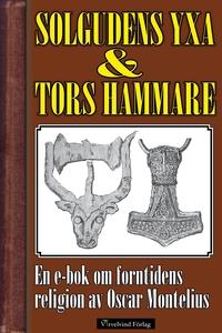 Solgudens yxa och  Tors hammare (e-bok) av Mika
