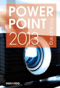 Powerpoint 2013 Fördjupning (e-bok) av Eva Anse