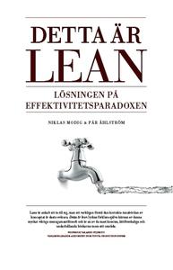 Detta är Lean (e-bok) av Niklas Modig, Pär Åhls