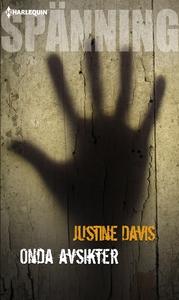 Onda avsikter (e-bok) av Justine Davis