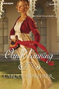 Oanad sanning (e-bok) av Carole Mortimer
