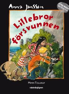 Lillebror försvunnen (e-bok) av Anna Jansson
