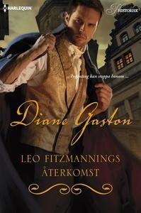 Leo Fitzmannings återkomst (e-bok) av Diane Gas