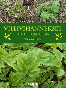 Villivihannekset - aloittelijan opas (e-bok) av