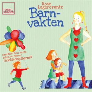 Barnvakten+Födelsedagsbarnet (ljudbok) av Rose