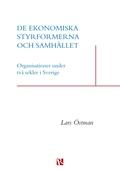 De ekonomiska styrformerna och samhället