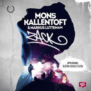 Zack (ljudbok) av Mons Kallentoft, Markus Lutte