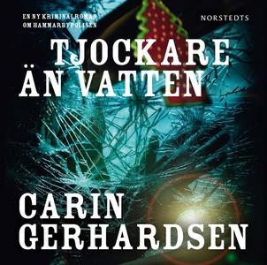 Tjockare än vatten (ljudbok) av Carin Gerhardse