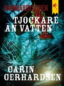 Tjockare än vatten (e-bok) av Karin Gerhardsen,