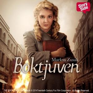 Boktjuven (ljudbok) av Markus Zusak