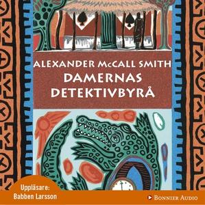 Damernas detektivbyrå (ljudbok) av Alexander Mc