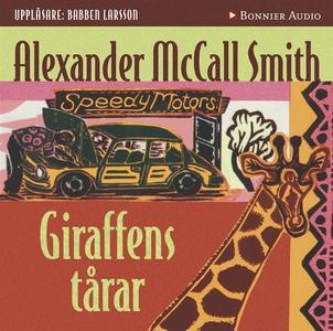 Giraffens tårar (ljudbok) av Alexander McCall S