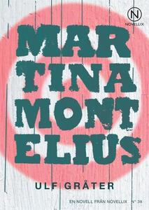 Ulf gråter (ljudbok) av Martina Montelius
