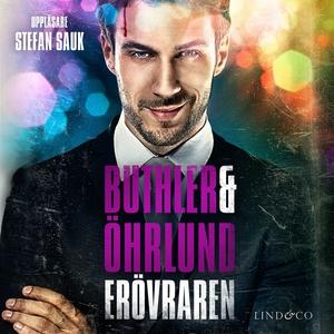 Erövraren (ljudbok) av Dan Buthler, Dag Öhrlund