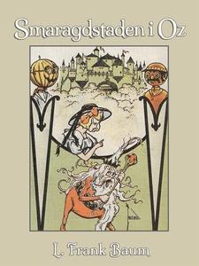 Smaragdstaden i Oz (e-bok) av L. Frank Baum