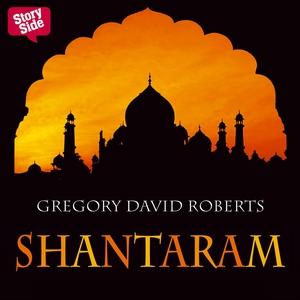 Shantaram (ljudbok) av Gregory David Roberts