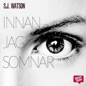Innan jag somnar (ljudbok) av S. J. Watson